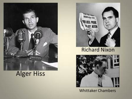 an analysis of the infamous alger hiss spy case Unit 5 apush terms study play  alger hiss case  the incident when an american u-2 spy plane was shot down over the soviet union the us denied the true.