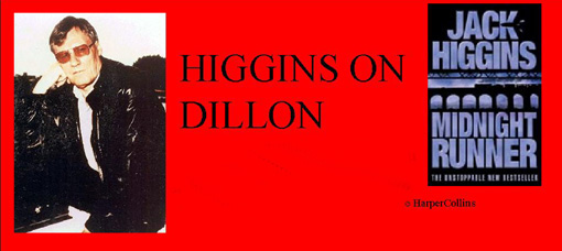 jack higgins sean dillon