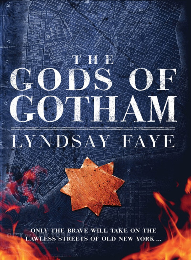 the gods of gotham, lindsay faye