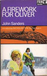John Sanders, A Firework for Oliver