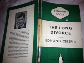 Edmind Cripsin, The Long Divorce
