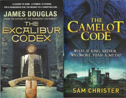 Getting away with murder 82 september 2013 codex which also mentions nazis by james douglas which i believe is a pen name for historical novelist douglas jackson and the camelot code by fandeluxe Choice Image