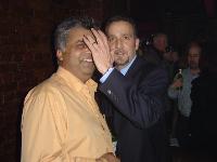 Ali Karim And George Pelecanos