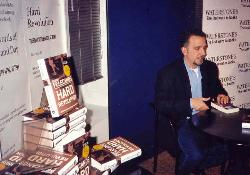 George Pelecanos Book Signing
