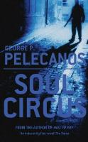Book Jacket, Soul Circus
