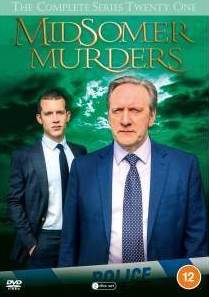 Midsomer Murders The Complete Series Twenty One