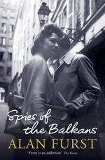 SPIES OF THE BALKLANS