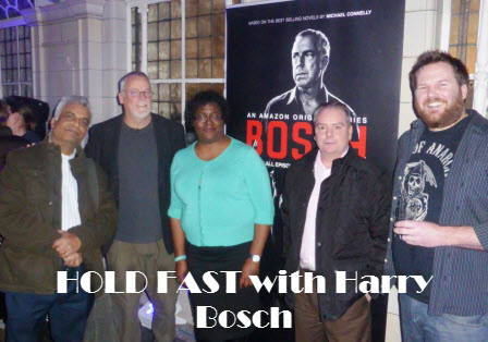 Hold Fast: Harry Bosch finally makes it to the screen